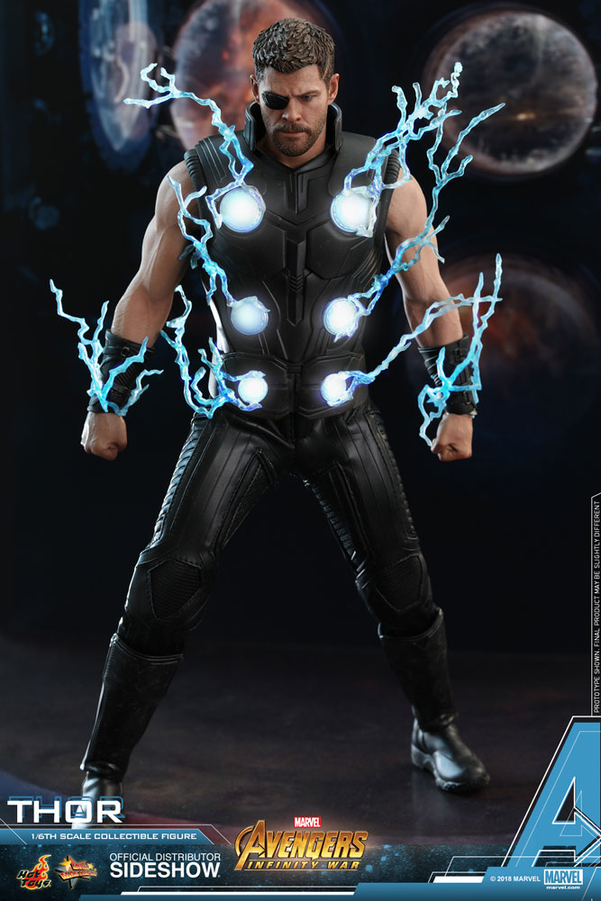 cc18df7fe4a Marvel Thor Sixth Scale Figure by Hot Toys