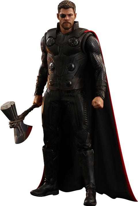 Thor: Avengers: Infinity War 1/6th Scale Figure - Hot Toys