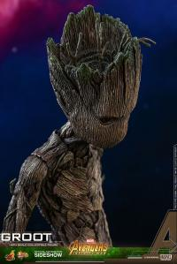Gallery Image of Groot Sixth Scale Figure