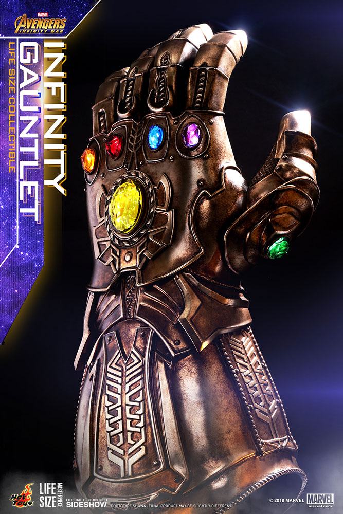 Hot Toys Marvel Infinity Gauntlet Replica