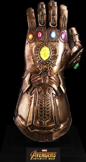 Infinity Gauntlet Prop Replica
