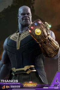 Gallery Image of Thanos Sixth Scale Figure