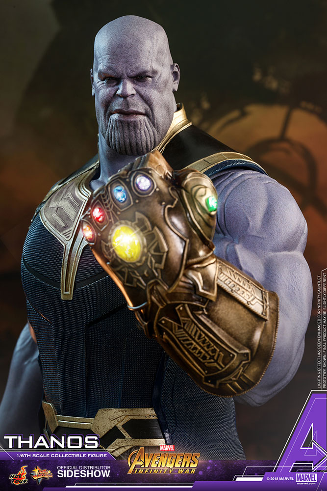 Marvel Thanos Sixth Scale Figure by Hot Toys