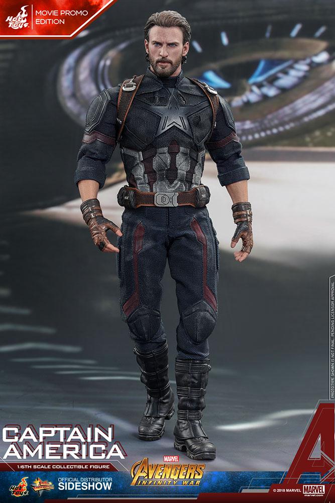 Captain America Movie Promo Edition Exclusive Edition - Prototype Shown f76d5c514768