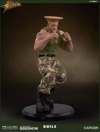 Gallery Image of Guile Statue