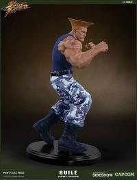 Gallery Image of Guile Player 2 Statue