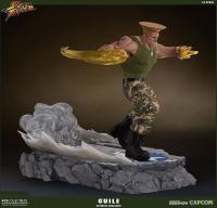 Gallery Image of Guile Ultimate Statue