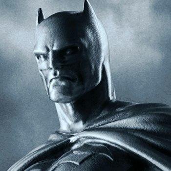 Batman Figurine Pewter Collectible
