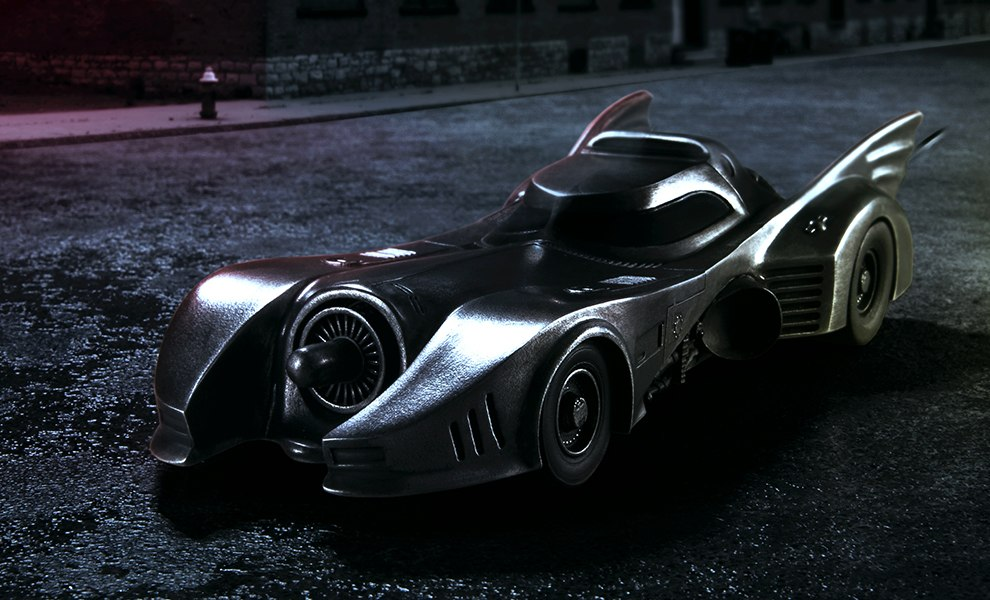 Gallery Feature Image of Batmobile Pewter Collectible - Click to open image gallery