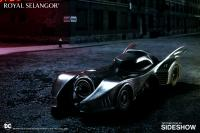 Gallery Image of Batmobile Pewter Collectible