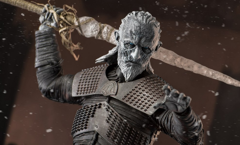 Gallery Feature Image of White Walker Sixth Scale Figure - Click to open image gallery