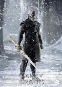 Gallery Image of White Walker Sixth Scale Figure