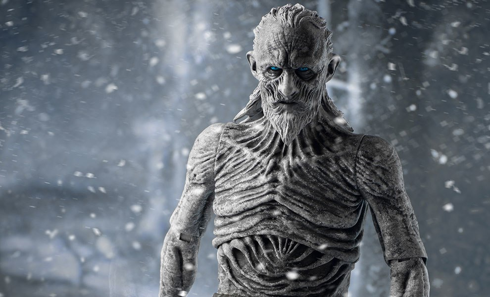 Gallery Feature Image of White Walker Deluxe Version Sixth Scale Figure - Click to open image gallery