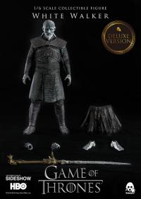 Gallery Image of White Walker Deluxe Version Sixth Scale Figure