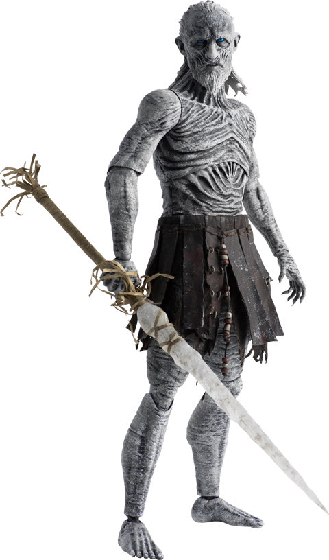 Threezero White Walker Deluxe Version Sixth Scale Figure