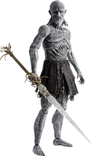White Walker Deluxe Version Sixth Scale Figure