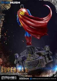 Gallery Image of Superman Sculpt Cape Edition Statue
