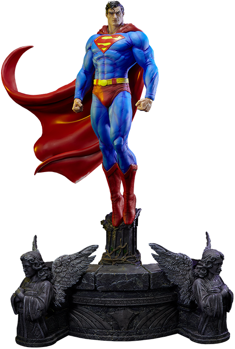 Prime 1 Studio Superman Sculpt Cape Edition Statue
