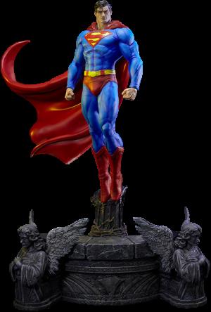 Superman Sculpt Cape Edition Statue