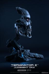 Gallery Image of T-800 Endoskeleton Life-Size Bust