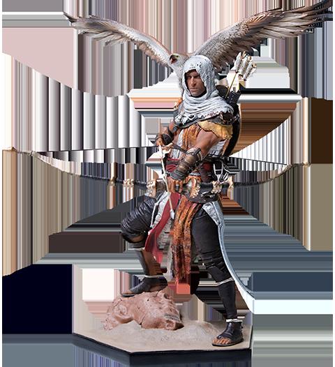 Iron Studios Bayek Deluxe Statue
