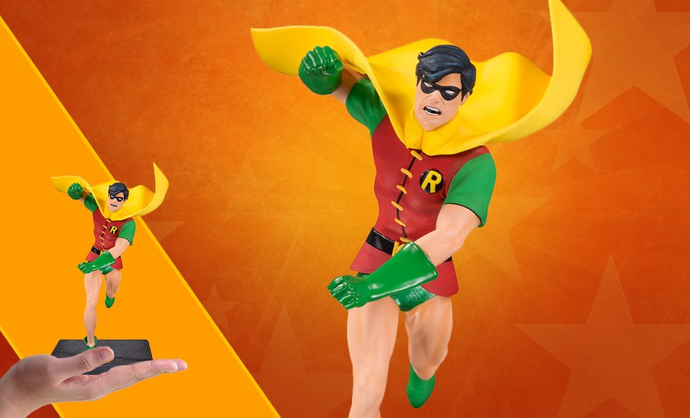 Gallery Feature Image of Robin Statue - Click to open image gallery