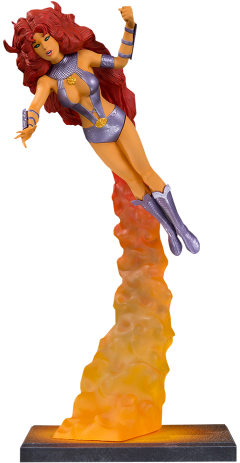 DC Collectibles Starfire Statue