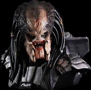 Scar Predator Life-Size Bust