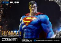 Gallery Image of Superman Fabric Cape Edition Statue