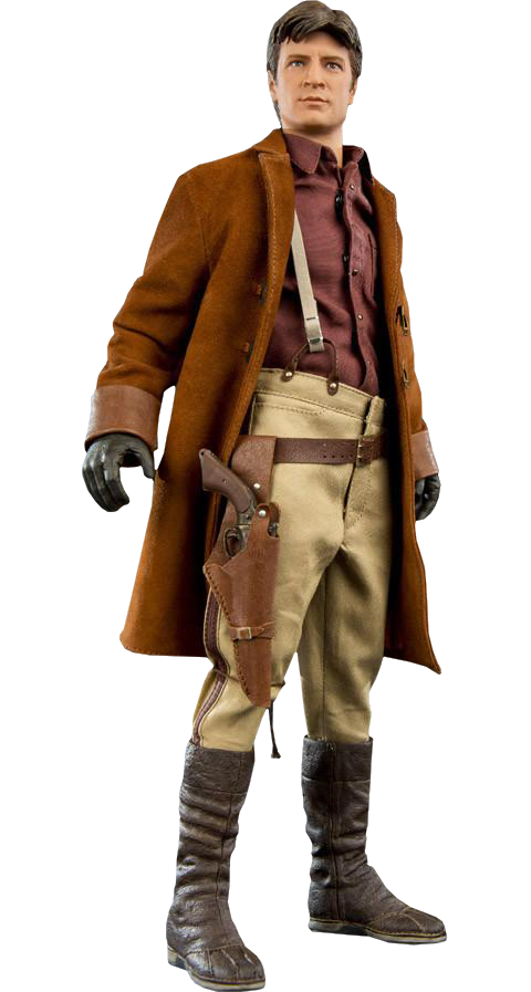Quantum Mechanix Malcolm Reynolds Signature Edition Sixth Scale Figure