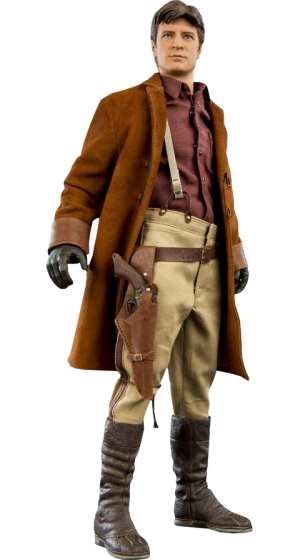 Malcolm Reynolds Signature Edition Sixth Scale Figure