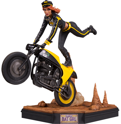 DC Direct Batgirl Statue
