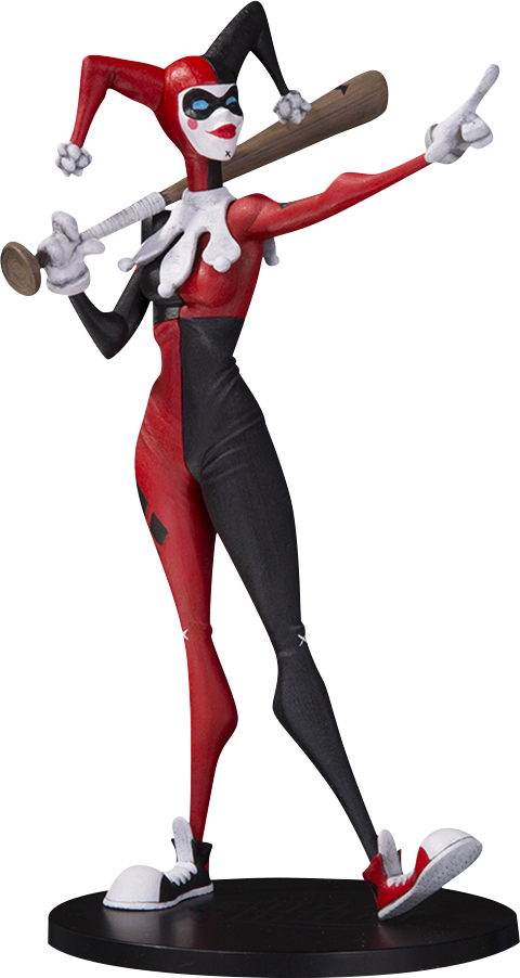 DC Collectibles Harley Quinn Vinyl Collectible