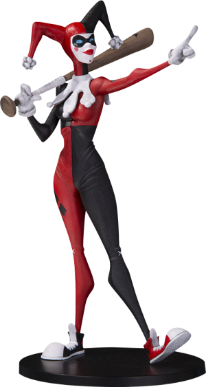 Harley Quinn Vinyl Collectible