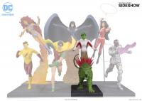 Gallery Image of Beast Boy Statue
