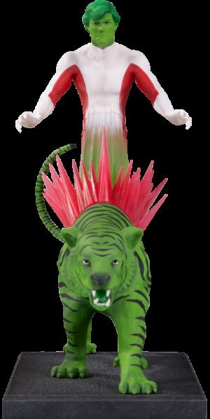 Beast Boy Statue