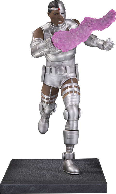 DC Collectibles Cyborg Statue
