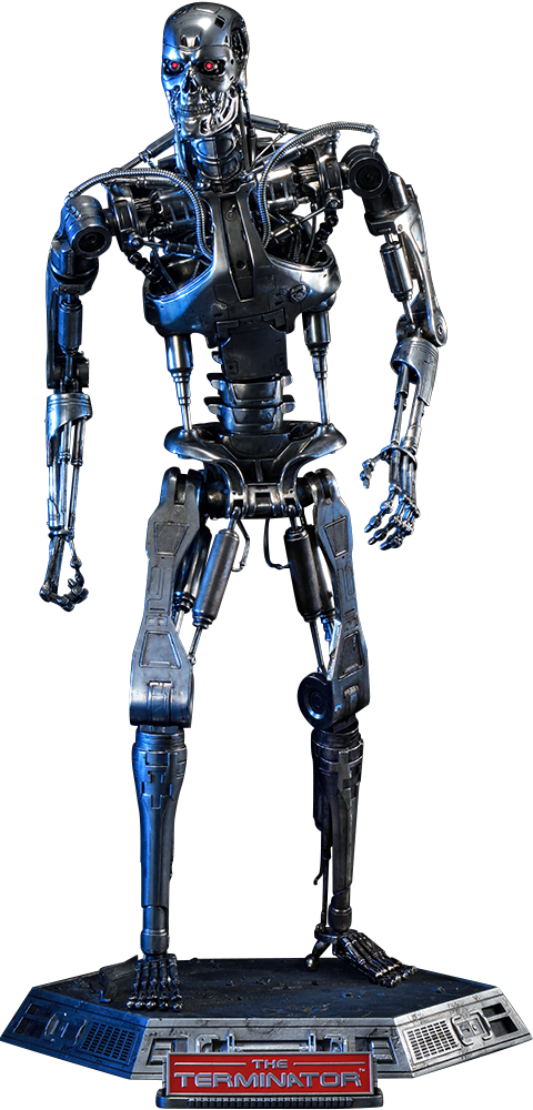 Prime 1 Studio T-800 Endoskeleton The Terminator Statue