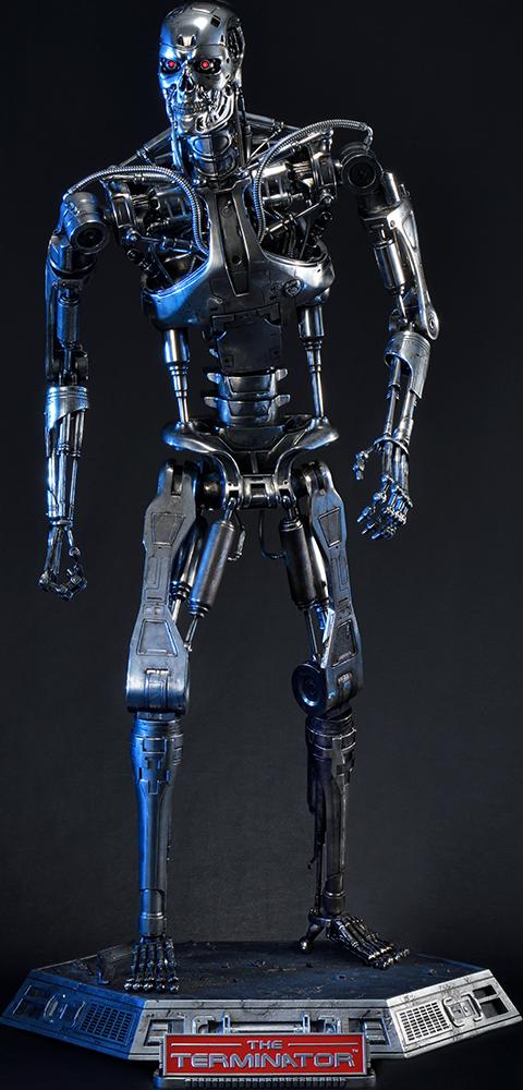 Prime 1 Studio T-800 Endoskeleton The Terminator Statue