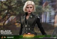 Gallery Image of Black Widow Sixth Scale Figure