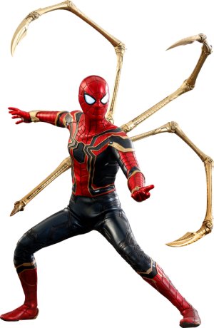 Iron Spider Sixth Scale Figure