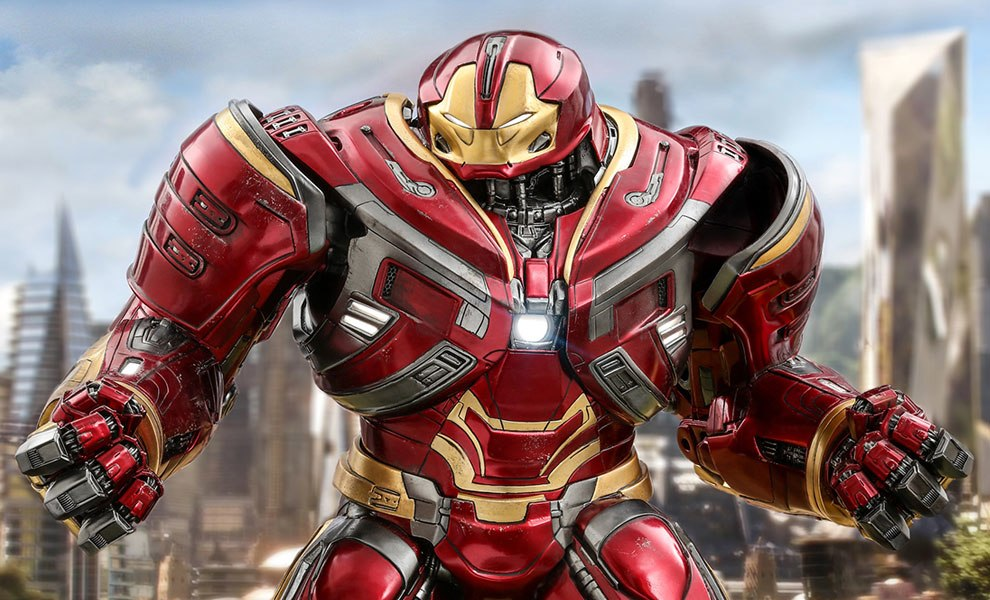 Gallery Feature Image of Hulkbuster Sixth Scale Figure - Click to open image gallery
