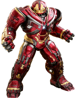 Hulkbuster Sixth Scale Figure
