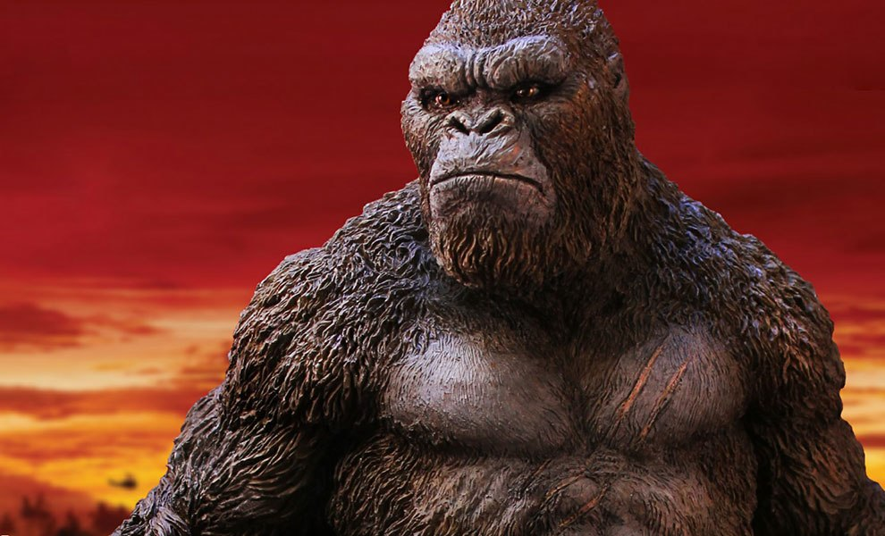 Gallery Feature Image of Kong Vinyl Statue - Click to open image gallery