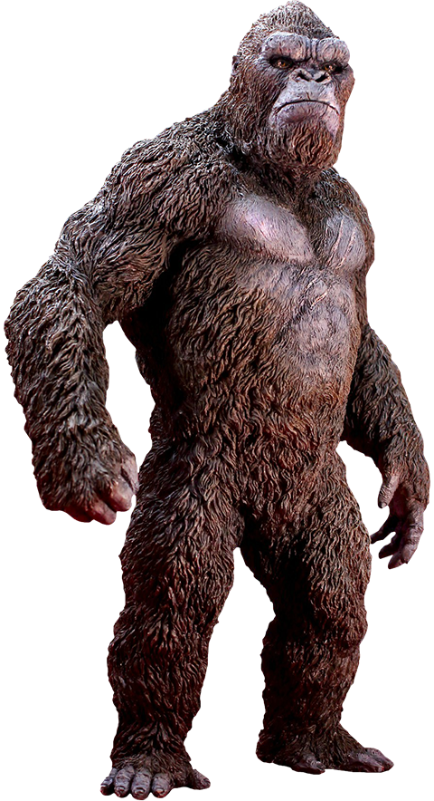 Star Ace Toys Ltd. Kong Vinyl Statue