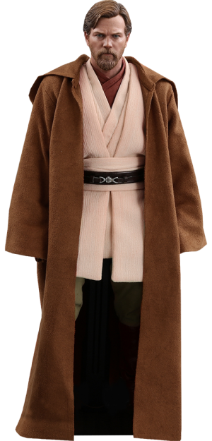 Obi-Wan Kenobi Deluxe Version Sixth Scale Figure