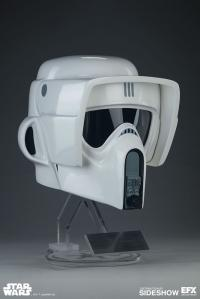 Gallery Image of Scout Trooper Helmet Life-Size Helmet