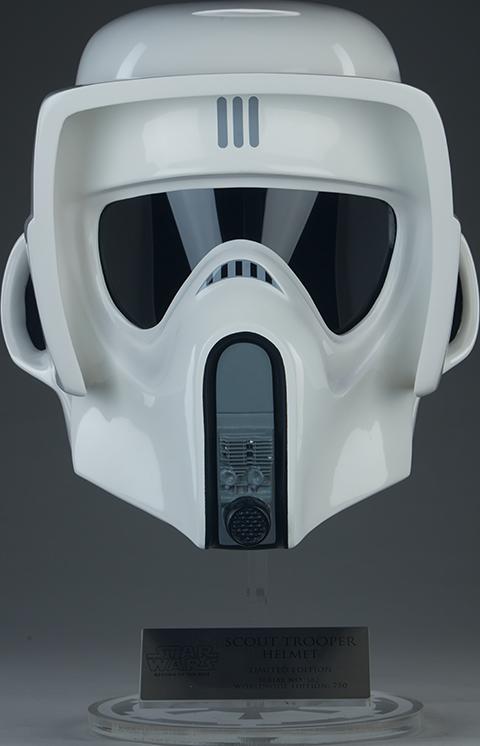 EFX Scout Trooper Helmet Life-Size Helmet