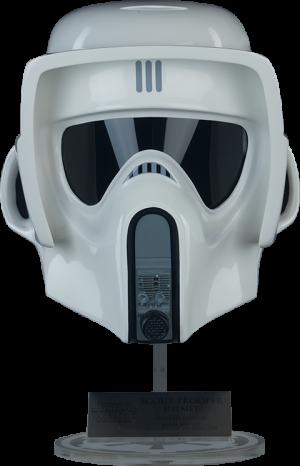 Scout Trooper Helmet Life-Size Helmet