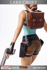Gallery Image of Lara Croft Statue